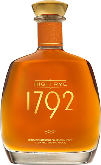 1792 High Rye Bottle